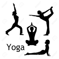 We offer Yoga