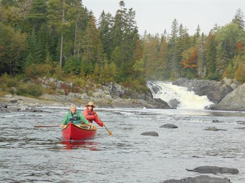 Allagash Falls - Allagash River