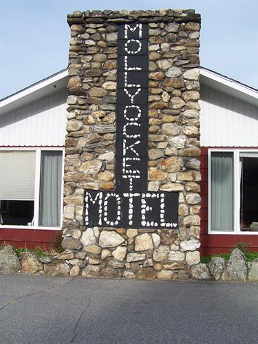 Welcome to the Mollyockett Motel!