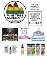American made e-liquid, mods, and accessories