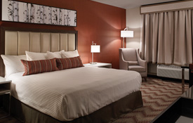 Our well-appointed guest rooms and luxury suites are designed with our guests' comfort in mind.