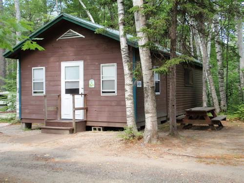 Come rent our spacious cabin.