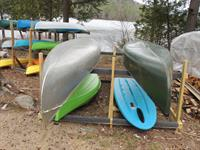 Kayaks and Canoes with Songo Pond Rental