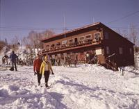 Barker Mountain Lodge  1960's  Sunday River