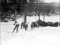 1936 Jockey Cap Rope Tow