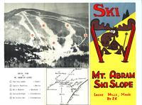 Early Mt Abram brochure