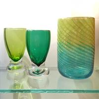 Hand Blown Glass by Janet Zug