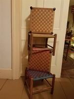 Our very popular footstools are fablous to tuck underneath your desk at work or use with oneof our rocking chairs.