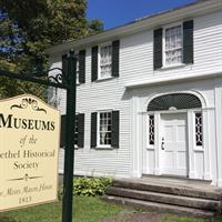 Dr. Moses Mason House (1813)