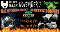 Jam at The Gem with Electric Bonfire and Brad Hutchinson Project