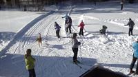 Kids ski program