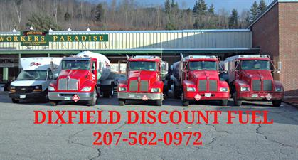 Dixfield Discount Fuel.,Co Inc.