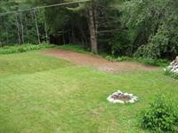 Back Yard & Fire Pit