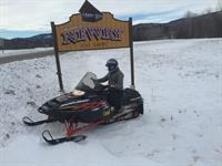 Snowmobile Trail & Access 1 Minute From House