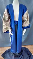 Fully lined robes for formal wear, evening wear, or relaxing