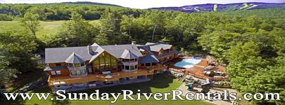 Sunday River Rentals - The Glen House
