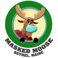 Masked Moose Keep Healthy, Keep Open Campaign Launched in Bethel