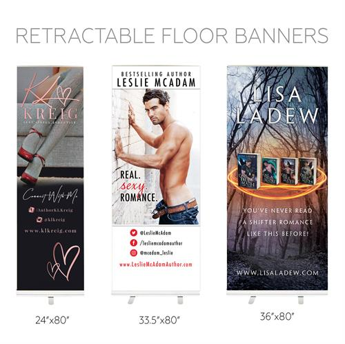 Banners and tradeshow items