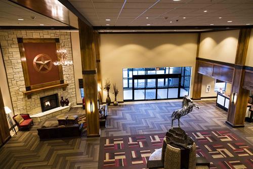 The World's Largest Hampton Inn & Suites right here in Mulvane KS