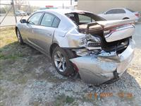 2016 Dodge Charger - Before