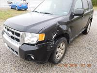 Ford Escape - Before