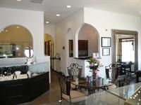 Beautiful showroom of fine gorgeous jewelry
