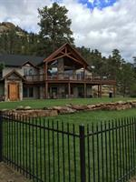 Estes Park Colorado Iron Job