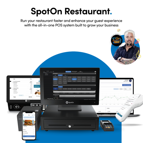 SpotOn Restaurant POS