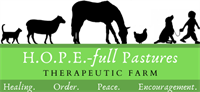 H.O.P.E.-full Pastures Therapeutic Farm