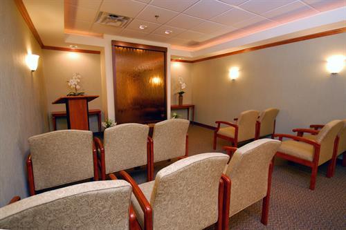 Hospice of Hamilton Inpatient Care Center Chapel