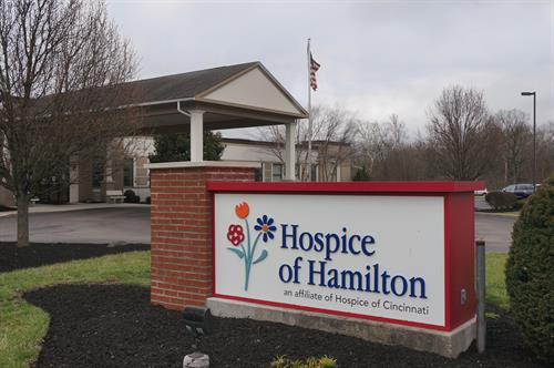 Hospice of Hamilton Inpatient Care Center at 1010 Eaton Avenue