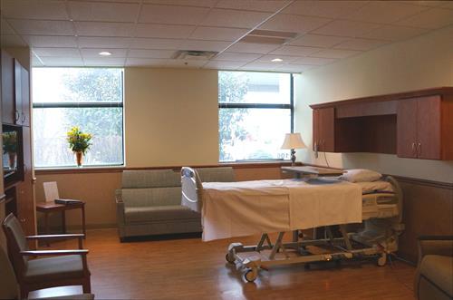 Hospice of Hamilton Inpatient Care Center Private Room