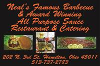 Neal's Famous BBQ Restaurant and Catering