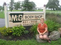 M & G Body Shop