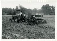 No til farming demonstration