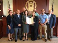 Butler SWCD recognized for 75 years