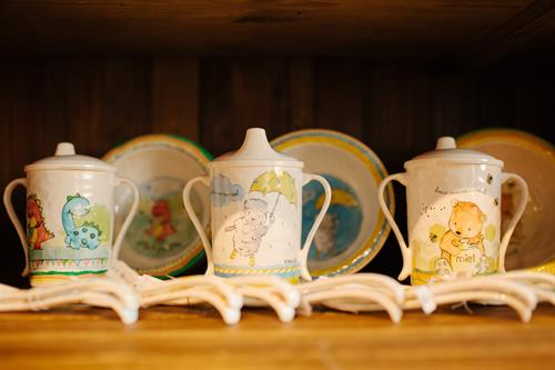 Baby Melamine Dishes