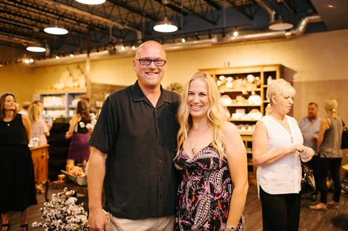 Owners Doug and Debra Campbell