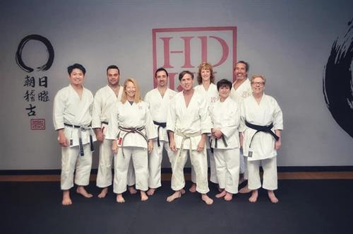 HDKI Shotokan Karate Seminar with Sensei Scott Langley