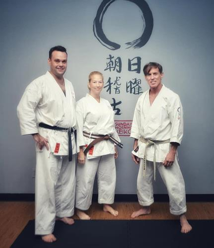 Seminar with Rick Hotton Sensei