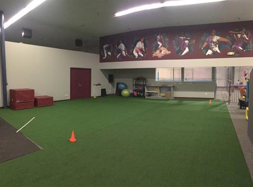 Athlete Training Space