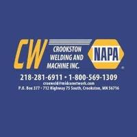 CROOKSTON WELDING & MACHINE, INC - NAPA