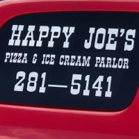 HAPPY JOE'S PIZZA & ICE CREAM PARLOR