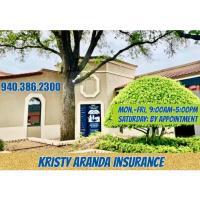 Grand Opening Ribbon Cutting Celebrating Kristy Aranda Insurance