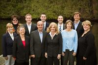 The staff of Fischer Insurance Agency