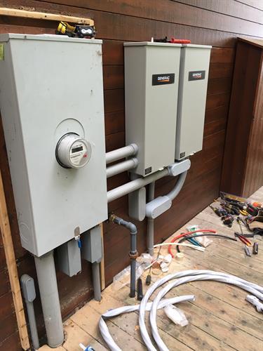Custom generator installs
