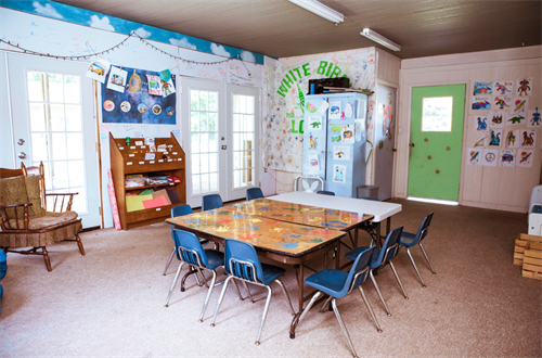 White Birch Lodge - Kid's Program Room, part of the all-inclusive summer program.