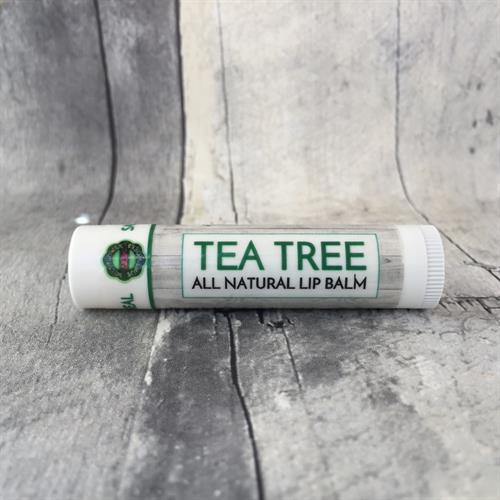 Tea Tree Lip Moisturizer