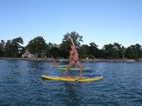 Elk Rapids SUP Yoga (Stand Up Paddleboard Yoga)
