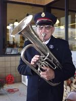 Bob Bankhardt- Salvation Army Band